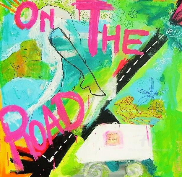 Catherine Duch - on the road